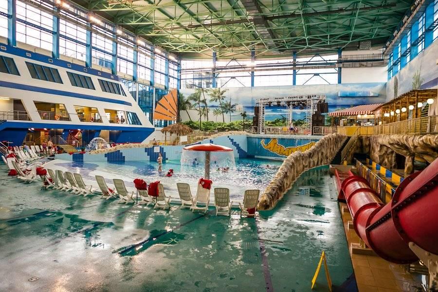 Главная  Отдых в Аквапарке Лимпопо Екатеринбург